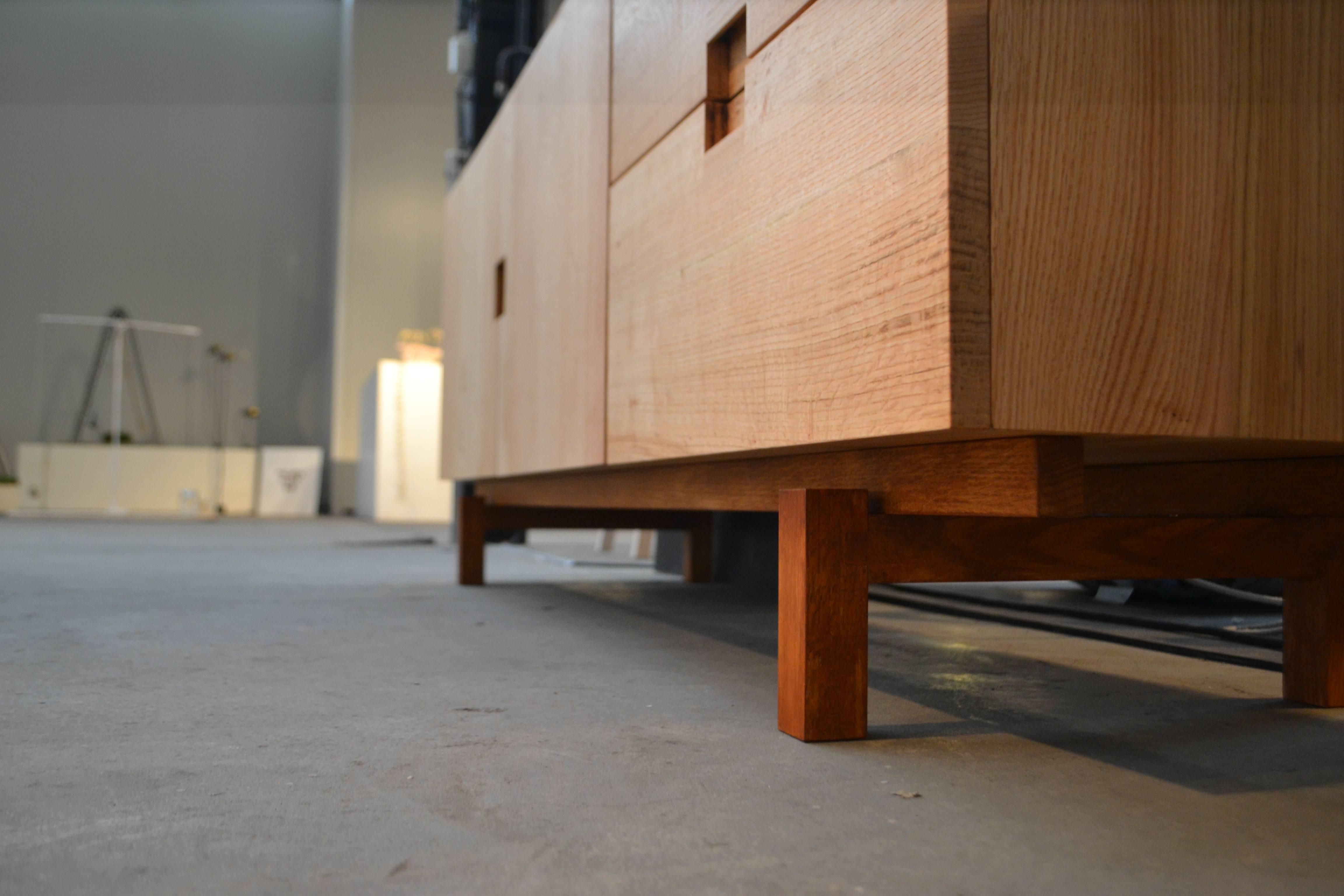 badkamermeubels van hout houtwerff meubelmaker in eindhoven