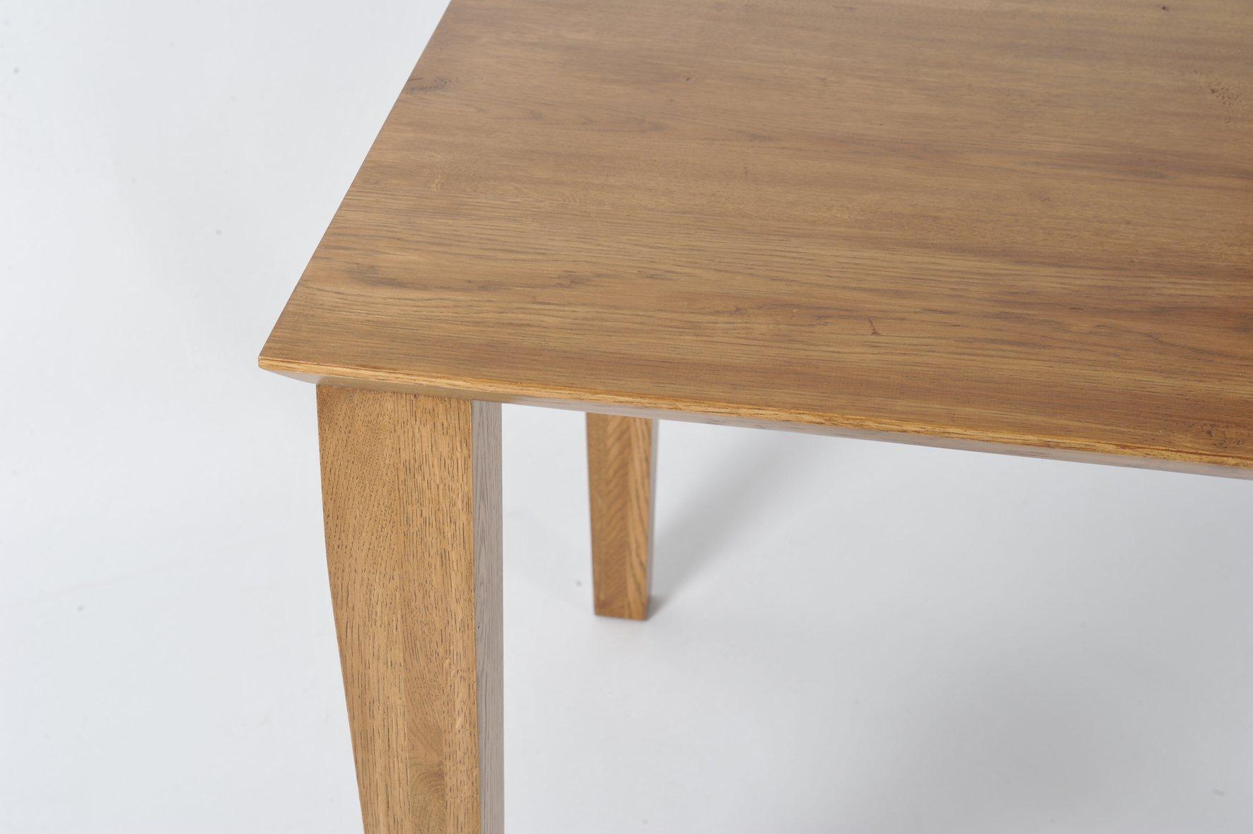 Houtwerff tafels op maat meubelmaker uit eindhoven for Tafel op maat