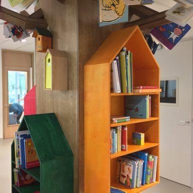 Interieurbouw Korein Kinderplein Kinderkamer